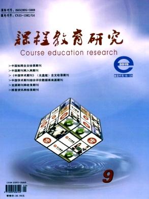 2019年09期课程教育研究杂志目录