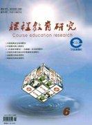 2019年06期课程教育研究杂志目录